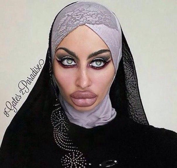 Зачем современные девушки очерняют Хиджаб?