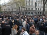 В Тбилиси сегодня митингуют представители СМИ. 25044.jpeg
