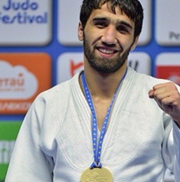 Хасан Халмурзаев отдал все свои олимпийские деньги на благотворительность