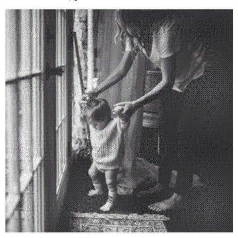 Любовь всей моей жизни — это ты, мама