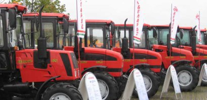 VIP-tractor from Mikheil Saakashvili. 27110.jpeg