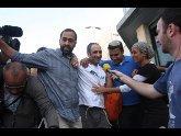 Cпасение Израиля - дело рук убийц?. Хагай Амир( в центре)