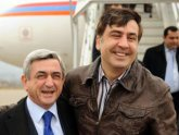 Саакашвили радовался, Саргсян работал. 25117.jpeg