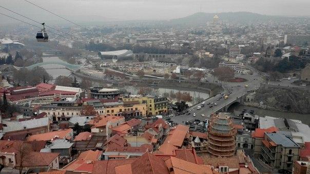 Тбилисских улочек отдельное быльё...