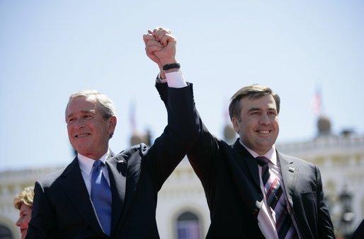 Обама и Саакашвили: братья по несчастью. 26132.jpeg