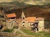 Georgian and Azerbaijani historians are studying the border monuments. 25167.jpeg