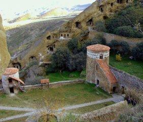 Монастырь Давид Гареджи: а были ли пограничники?. 27194.jpeg