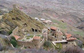 Монастырь Давид Гареджи: а были ли пограничники?. 27195.jpeg