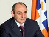 Лидер Нагорного Карабаха поздравил Южную Осетию с годовщиной независимости. 22215.jpeg