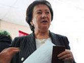 Dzhioeva's proponents do not accept idea of new elections. 25218.jpeg