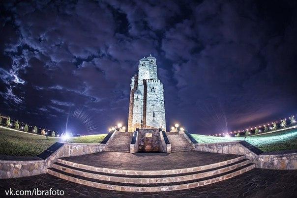 Мемориал памяти и славы - визитная карточка Ингушетии. Мемориал памяти и славы - 3