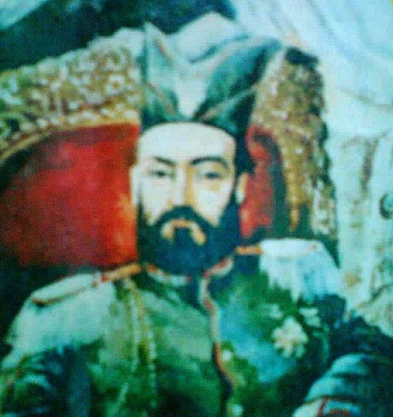 Первый генерал-мусульманин царской России. 30247.jpeg