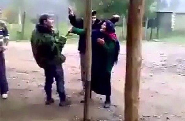 Полиция Дагестана нашла парней, давших пощечину пожилой женщине