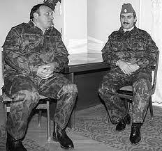 Темные стороны генерала Грачева. Павел Грачев и Джохар Дудаев