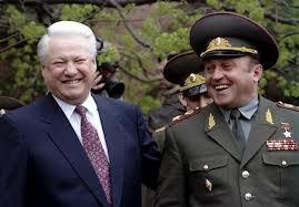 Темные стороны генерала Грачева. Павел Грачев и Борис Ельцин