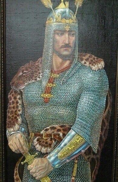 Что мы знаем о муже грузинской царицы Тамары