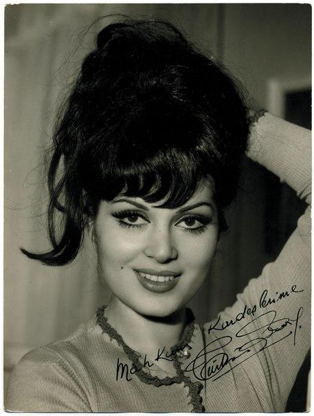 Легендарная турецкая актриса Тюркан Шорай