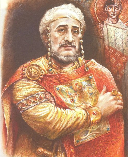 В Византии было двадцать императоров - армян