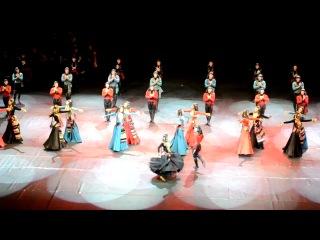 Аджарский танец Гандаган. Аджарский танец Гандаган 2