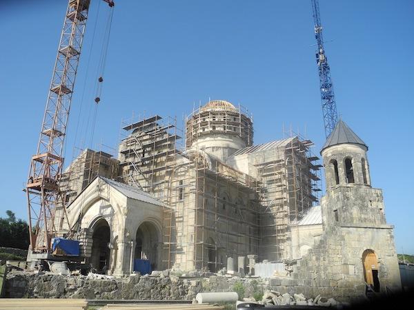 Georgia may lose World Heritage object. 27473.jpeg