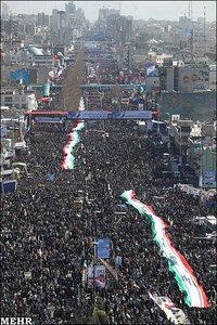 Ближний Восток на военном положении. 11 февраля Иран отметил День Исламской республики