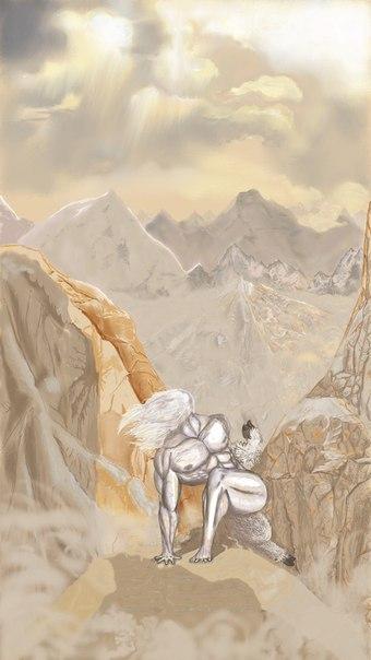 Бог охоты у народов Кавказа - Абдал