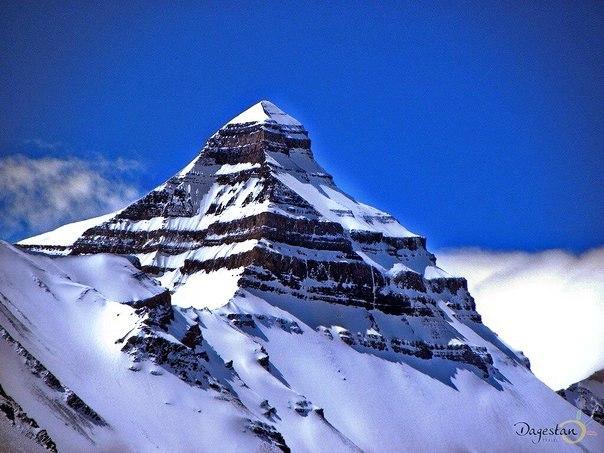 Гора Бабаку является одной из красивейших вершин Дагестана