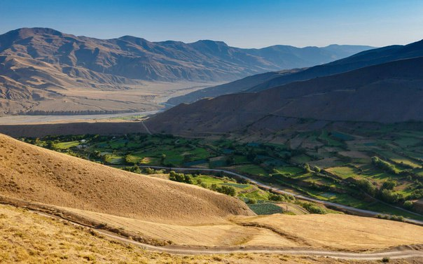 Гора Шалбуздаг — это одно из священных мест для мусульман Дагестана