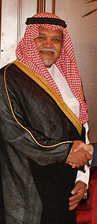 Сирия открывает двери террористам. принц Бандар бен Султан