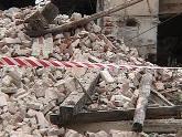 В грузинской столице обрушилась стена жилого дома. 21541.jpeg