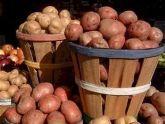 На грузинском рынке появился украинский картофель. 25567.jpeg