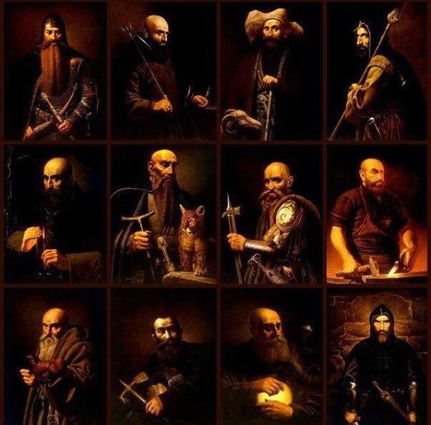 Пантеон осетинских покровителей