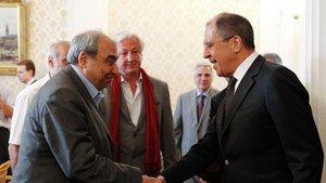 «Башар Асад такой же диктатор, как и его отец». Мишель Кило в МИД РФ