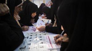 Выбор Ирана: религия против войны. выборы в меджлис ИРИ были открытыми и честными