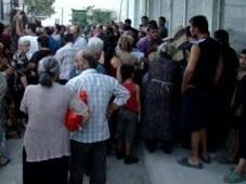 Беженцы берут Иванишвили штурмом. 28637.jpeg
