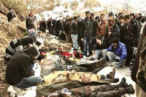 Курды в Турции: взрывоопасно!. жертвы курдских чисток в Турции