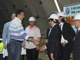 Saakashvili has inspected the construction progress in central Tbilisi. 24689.jpeg