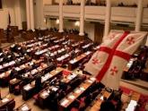 Парламент Грузии рассматривает проект избирательного кодекса.