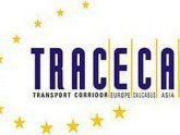 In Tbilisi, they discuss implementation of the TRACECA program. 22734.jpeg