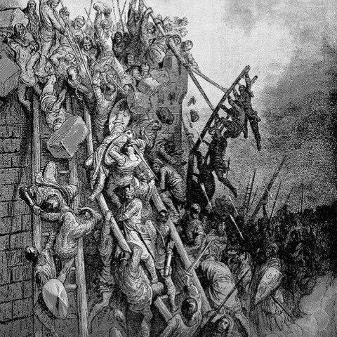 Героическая оборона даргинцами крепости Кала-Курейш