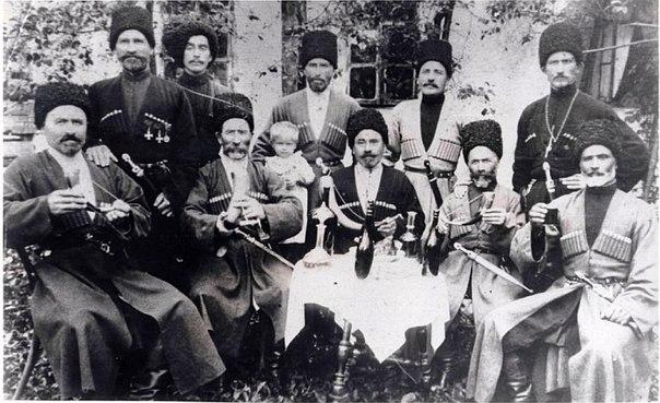 Некоторые из осетинских обычаев конца 19 в.