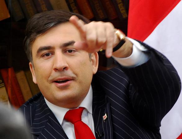 Саакашвили вернул правительству Грузии купленные насредства бюджета костюмы ипальто