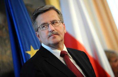 Polish Media Accuse President Komorowski of Lying in New Election Spot. 29857.jpeg