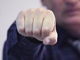 Imperious fist against Armenian journalist. 28858.jpeg
