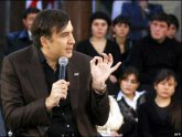 Saakashvili has boasted his new plot to the students. 21880.jpeg
