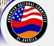 Турция и Армения: дружба по расчету?. Эмблема Армянского национального комитета Америки (ANCA)