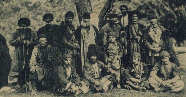 Тушины — легендарное племя