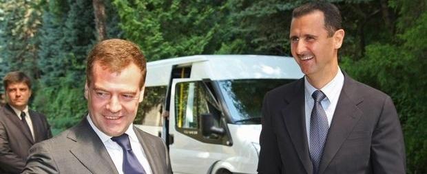 Эксперт: ничто не спасет Башара Асада. 27918.jpeg