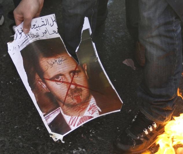 Эксперт: ничто не спасет Башара Асада. 27919.jpeg