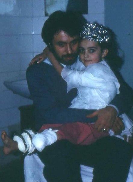 Врач на протяжении 28 лет искал девочку, которой помог после страшной трагедии